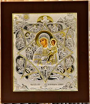 Икона подаренная на новоселье